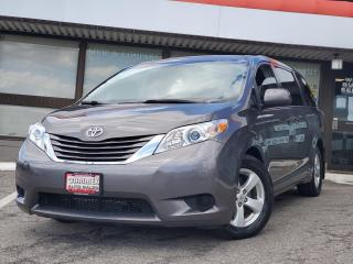 Used 2015 Toyota Sienna LE 8 Passenger 8 Passenger | Heated Seats | Back-Up Camera for sale in Waterloo, ON