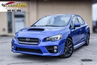 Used 2017 Subaru WRX Sport HEATED MIRRORS||HEATED SEATS||BLIND SPOT DETECTION||AWD!! for sale in Bolton, ON