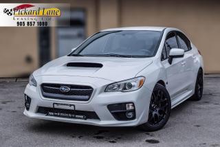Used 2015 Subaru WRX Sport Package $182.40 BI WEEKLY! $0 DOWN! for sale in Bolton, ON