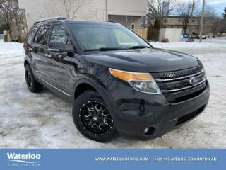 Used 2011 Ford Explorer Limited   Remote Start   Moonroof   Heated Seats for sale in Edmonton, AB