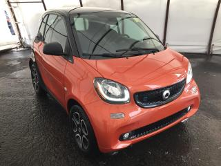 Used 2019 Smart fortwo EQ Passion WINTER AND SUMMER WHEELS INCLUDED GLASS TOP, REVERSE CAMERA, KEYLESS ENTRY for sale in Ottawa, ON