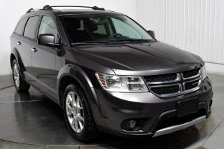 Used 2015 Dodge Journey R/T AWD CUIR 7 PASS MAGS for sale in Île-Perrot, QC