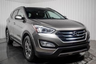 Used 2014 Hyundai Santa Fe SPORT LUXURY AWD CUIR TOIT PANO MAGS for sale in St-Hubert, QC