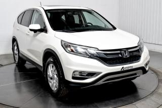 Used 2015 Honda CR-V EXL AWD CUIR TOIT MAGS CAMERA DE RECUL for sale in St-Hubert, QC