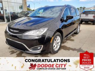 New 2020 Chrysler Pacifica Touring-L Plus   FWD for sale in Saskatoon, SK