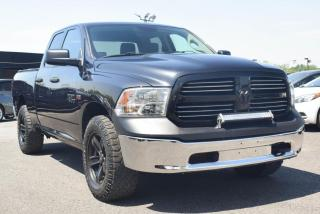 Used 2016 RAM 1500 TRADESMAN DOUBLE 4X4 5.7L MAGS for sale in St-Hubert, QC