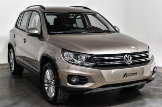 Used 2016 Volkswagen Tiguan SE 4MOTION MAGS for sale in Île-Perrot, QC