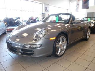 Used 2006 Porsche 911 C4 Convertible for sale in Oakville, ON