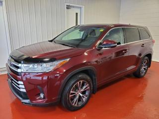 Used 2018 Toyota Highlander LE AWD for sale in Pembroke, ON