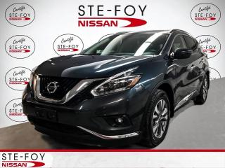 Used 2018 Nissan Murano SV Tech Awd * Toit Panoramique * for sale in Ste-Foy, QC