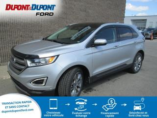 Used 2016 Ford Edge 4 portes Titanium, Traction intégrale for sale in Gatineau, QC