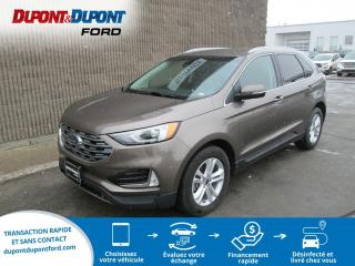 Used 2019 Ford Edge Sel Ti for sale in Gatineau, QC