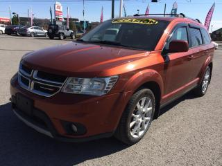 Used 2013 Dodge Journey FWD 4DR SXT for sale in Gatineau, QC