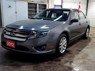 Used 2012 Ford Fusion 4dr Sdn SEL FWD for sale in Kitchener, ON