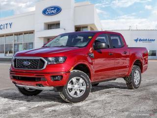 New 2020 Ford Ranger XLT for sale in Winnipeg, MB