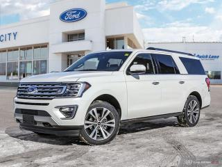 New 2020 Ford Expedition Limited MAX for sale in Winnipeg, MB