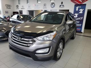 Used 2016 Hyundai Santa Fe Sport SE / CUIR / TOIT PANORAMIQUE / CAMERA for sale in Sherbrooke, QC