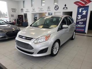 Used 2016 Ford C-MAX SE / HYBRIDE /  SIEGE CHAUFFANT / CRUISE for sale in Sherbrooke, QC