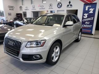 Used 2015 Audi Q5 Q5 /  TFSI / QUATTRO / CUIR / CRUISE / S for sale in Sherbrooke, QC