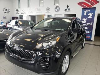 Used 2017 Kia Sportage LX + / AWD / SIEGE CHAUFFANT / CAMERA / for sale in Sherbrooke, QC