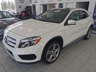 Used 2016 Mercedes-Benz GLA 250 GLA / 4MATIC / CUIR / TOIT PANORAMIQUE / for sale in Sherbrooke, QC