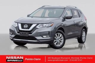 Used 2018 Nissan Rogue SV AWD ANGLES MORTS / CAMERA DE RECUL / BLUETOOTH for sale in Montréal, QC
