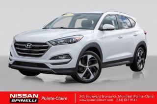 Used 2016 Hyundai Tucson PREMIUM AWD AWD / SIEGES CHAUFFANTS / CAMERA DE RECUL for sale in Montréal, QC