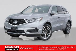 Used 2017 Acura MDX Tech Pkg D.V.D SYSTEME / SH AWD / NAVIGATION for sale in Montréal, QC