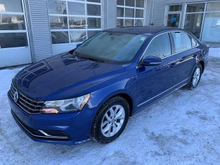 Used 2016 Volkswagen Passat Trendline plus 1.8T 6sp at w/ Tip for sale in Gatineau, QC