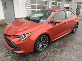Used 2019 Toyota Corolla 4-door Sedan CE CVTi-S for sale in Gatineau, QC