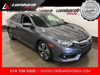 Used 2018 Honda Civic EX-T|AUTOMATIQUE|CAM| for sale in Montréal, QC