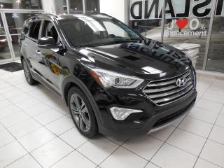 Used 2016 Hyundai Santa Fe XL 3.3L LIMITED ADVENTURE CUIR TOIT MAGS CA for sale in Dorval, QC
