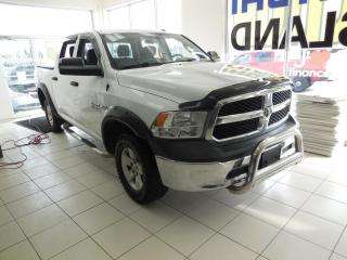 Used 2014 RAM 1500 RAM 1500 ST 4RM A/C MAGS HEMI CREW CAB B for sale in Dorval, QC