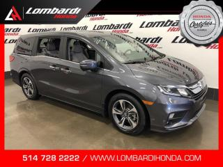 Used 2020 Honda Odyssey EX|CAM|BLUETOOTH| for sale in Montréal, QC