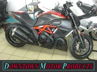 Used 2011 Ducati Diavel  Carbon Edition for sale in London, ON