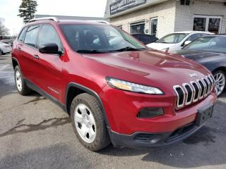 Used 2015 Jeep Cherokee Traction avant, 4 portes, Sport for sale in Longueuil, QC