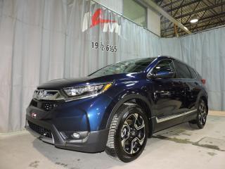 Used 2019 Honda CR-V Touring DÉMO PNEUS D'HIVER for sale in Rouyn-Noranda, QC