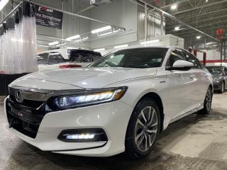 Used 2019 Honda Accord Hybrid BASE DÉMONSTRATEUR for sale in Rouyn-Noranda, QC