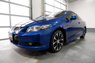 Used 2013 Honda Civic 2DR MAN SI for sale in Rouyn-Noranda, QC