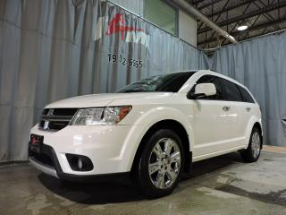 Used 2011 Dodge Journey **AWD**R-T**Cuir**Toit Ouvrant** for sale in Rouyn-Noranda, QC