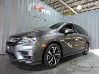 Used 2019 Honda Odyssey Touring for sale in Rouyn-Noranda, QC