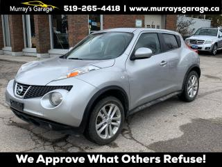 Used 2012 Nissan Juke SL AWD for sale in Guelph, ON
