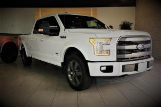Used 2017 Ford F-150 LARIAT - CREW - ECOBOOST - 502A for sale in Drummondville, QC