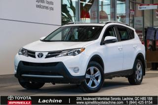 Used 2015 Toyota RAV4 XLE TOIT! for sale in Lachine, QC