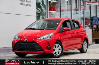 Used 2019 Toyota Yaris Hatchback LE BLUETOOTH! CAMÉRA! AUX! for sale in Lachine, QC