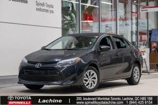 Used 2018 Toyota Corolla LE DÉGIVREUR ESSUIE-GLACE! for sale in Lachine, QC