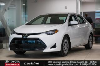 Used 2018 Toyota Corolla LE SIÈGES CHAUFFANT! CAMÉRA! for sale in Lachine, QC