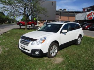 Used 2013 Subaru Outback 2.5i Touring ~ Winter Tires Included for sale in Toronto, ON
