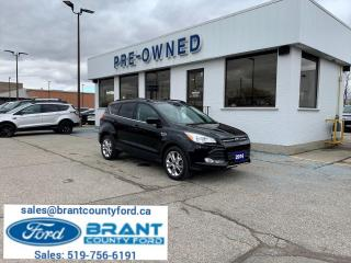 Used 2016 Ford Escape SE for sale in Brantford, ON