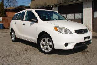 Used 2007 Toyota Matrix for sale in Mississauga, ON
